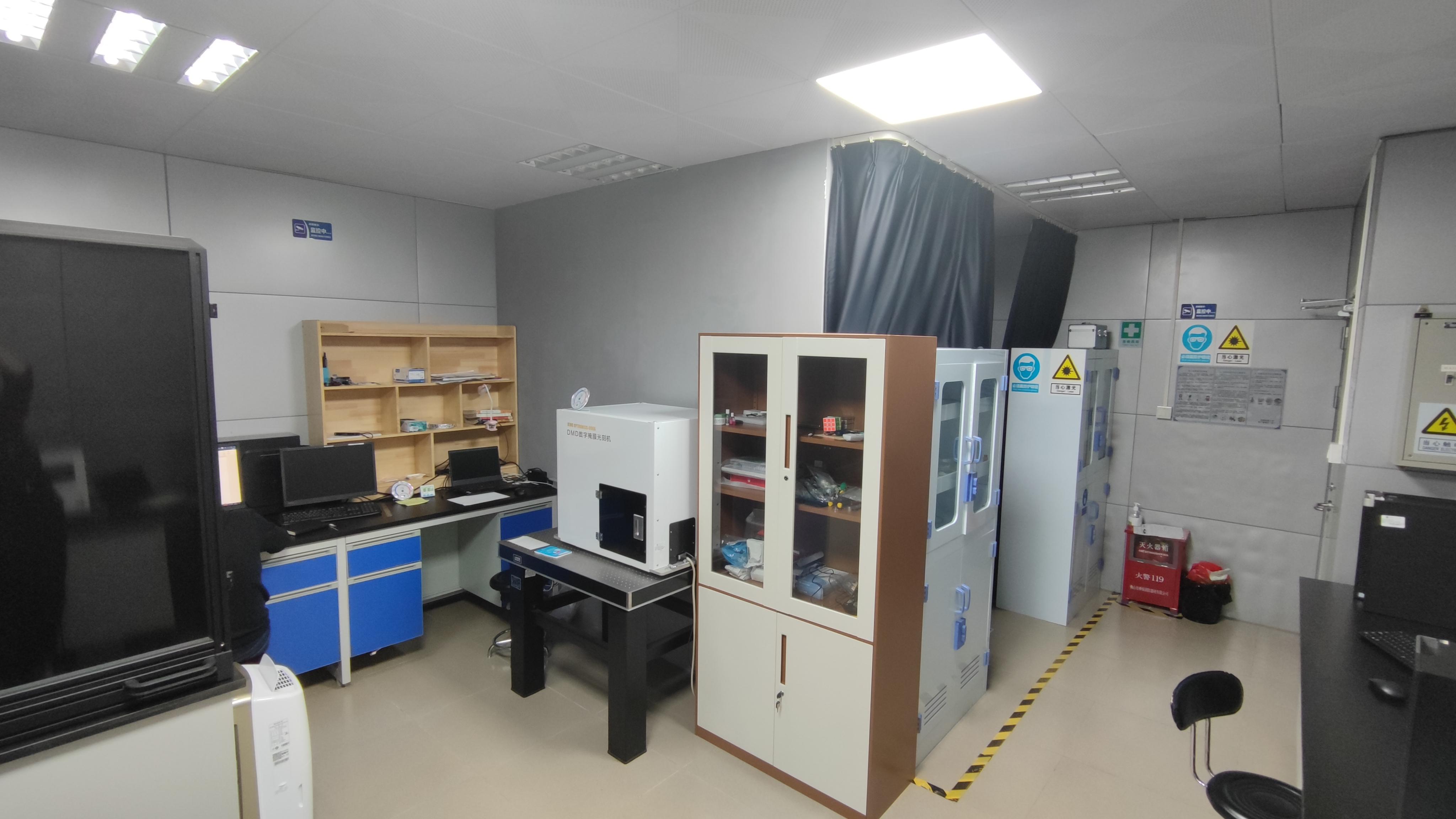 微纳光学与技术实验室