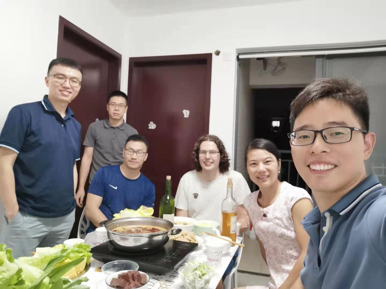 2020年12月 Dirm老师团队聚餐