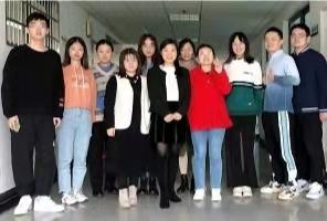 2021年2月 袁冬老师生日庆祝